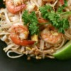 Authentic Chicken & Shrimp Pad Thai