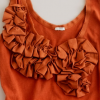 DIY-J.Crew ruffle path dress