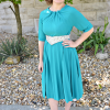 Made by you- Pleated skirt to dress