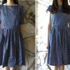 DIY: update/tailor a vintage style dress
