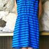 DIY: altering a larger dress