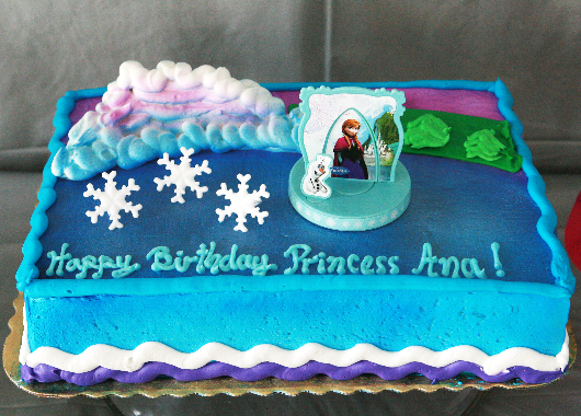 Disney Frozen birthday party Life is Beautiful