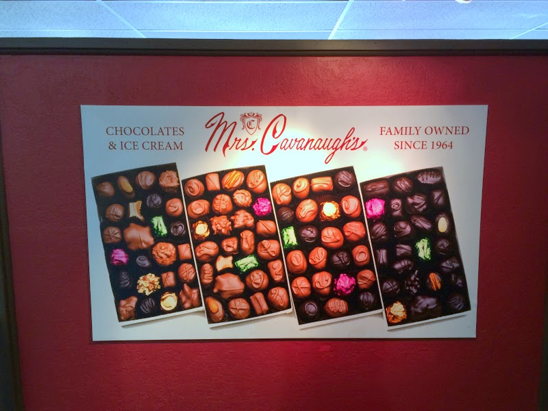 Mrs Cavanaugh S Chocolates Factory Tour