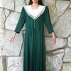 DIY: Grandma vintage dress refashion