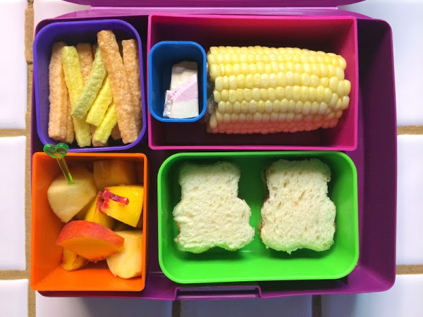 adi 39 s bento lunch box life is beautiful. Black Bedroom Furniture Sets. Home Design Ideas