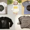 My favorite baby tees from Etsy giveaway