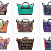 Beautiful huipil handbag giveaway by Mu's Bags