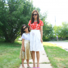 Mommy + Daughter Sunday Best
