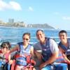 Parasailing in Waikiki