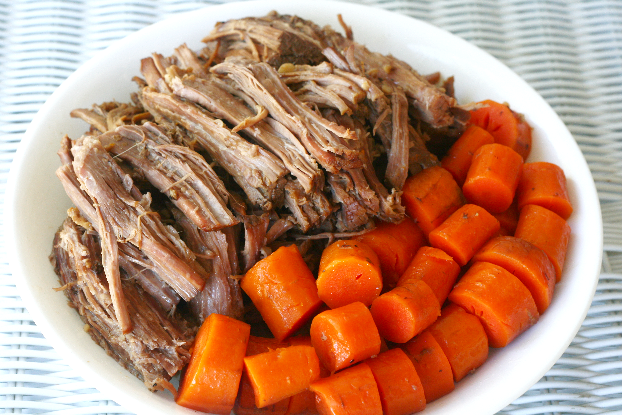 Slow Cooker roast beef recipe