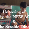Unboxing of the NEW American Girl Doll Melody & The Seaside Diner