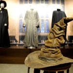 Sneak Peek of The Harry Potter and Fantastic Beasts Exhibit