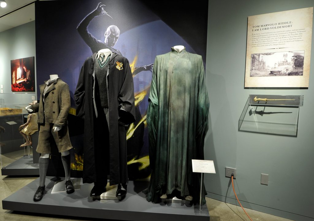 BURBANK, CA - DECEMBER 07: A view from J.K. ROWLING'S WIZARDING WORLD: The Harry Potter and Fantastic Beasts Exhibit at Warner Bros. Studio Tour Hollywood at Warner Bros. Studios on December 7, 2016 in Burbank, California. (Photo by John Sciulli/Getty Images for Warner Bros. Studio Tour Hollywood)