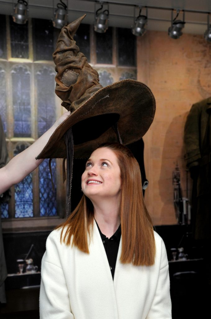 BURBANK, CA - DECEMBER 07: Actress Bonnie Wright attends the Harry Potter and Fantastic Beasts Exhibit launch at Warner Bros. Studio Tour Hollywood at Warner Bros. Studios on December 7, 2016 in Burbank, California. (Photo by John Sciulli/Getty Images for Warner Bros. Studio Tour Hollywood)