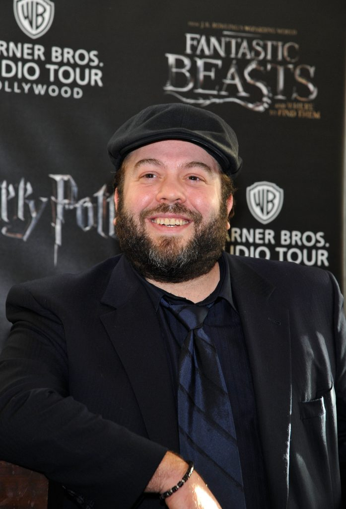 BURBANK, CA - DECEMBER 07: Actor Dan Fogler attends the Harry Potter and Fantastic Beasts Exhibit launch at Warner Bros. Studio Tour Hollywood at Warner Bros. Studios on December 7, 2016 in Burbank, California. (Photo by John Sciulli/Getty Images for Warner Bros. Studio Tour Hollywood)