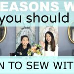 6 REASONS WHY YOU SHOULD LEARN TO SEW WITH US!