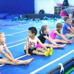 MY LITTLE GYMNASTS