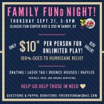 FAMILY FUNd NIGHT