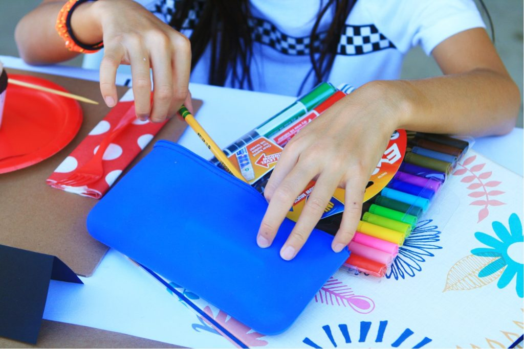 Back to school party ideas and tutorials