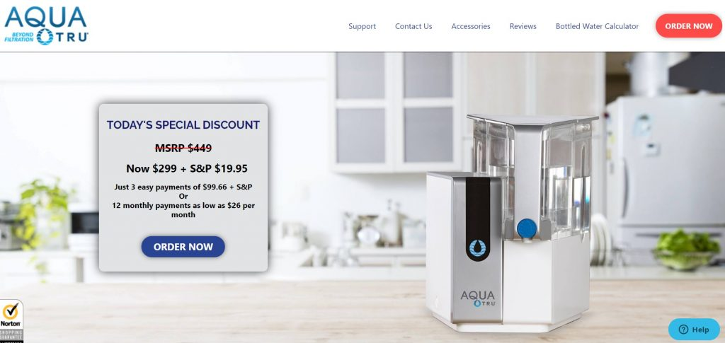 Aquatru discount code